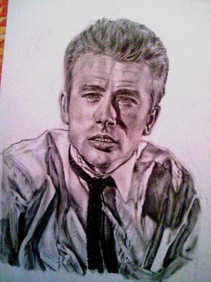 James Dean by valib